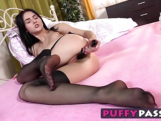 Babe,Double Penetration,Sex Toys,Beautiful,Masturbation
