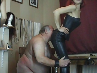 Old and young,Daddy,BBW,BDSM,Face Sitting,Mature