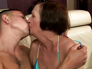 Kissing,Old and young,MILF,Teen,Grannies,Mature