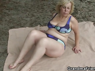 Grannies,Teen,Threesome,Double Penetration,Mature,Old and young
