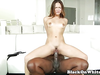 Interracial,Big Cock,Close-up,Pornstar