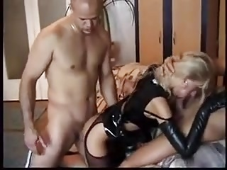 Latex,Anal,Blonde