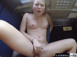 Blonde,Creampie,Hardcore,Pornstar,Public Nudity,Teen