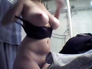 Hidden Cams,Shower,Teen,Voyeur