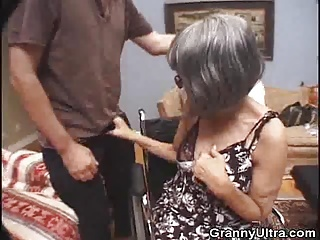 Grannies,Mature,Blowjob,Ass to Mouth