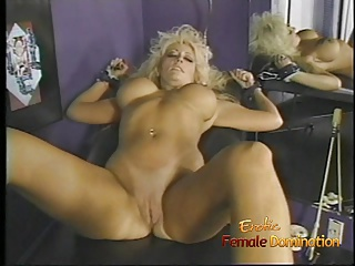 BDSM,Big Boobs,Blonde,Femdom