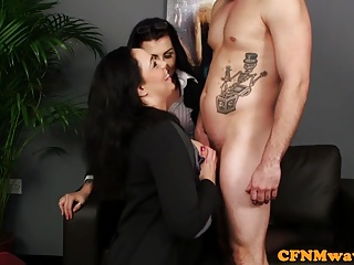 Titfuck,Big Cock,Big Boobs,CFNM,Doctor,Femdom,Handjob,Hardcore