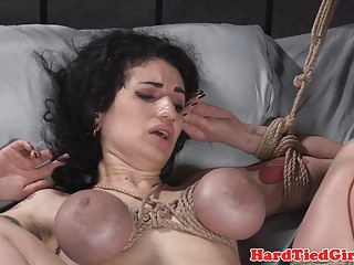 Spanking,BDSM,Big Boobs,Interracial