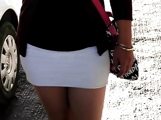 Amateur,Flashing,Latina,Upskirt,Wife