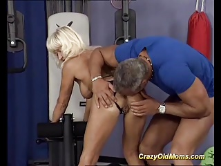 Old and young,Hardcore,Mature,MILF,Ass licking