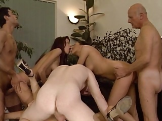 Czech,Group Sex,Hardcore,Public Nudity