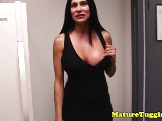 Titfuck,Big Boobs,Handjob,Hardcore,MILF,Office