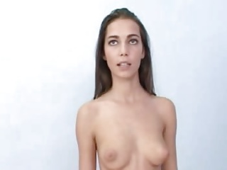 Casting,Small Tits