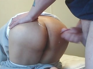 Wife,Amateur,Big Ass,Cumshot,Masturbation