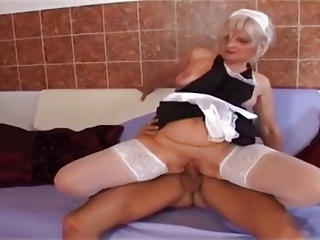 Maid,Grannies,Mature