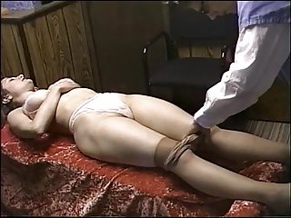 Doctor,Pantyhose,Panties,Small Tits,Vintage