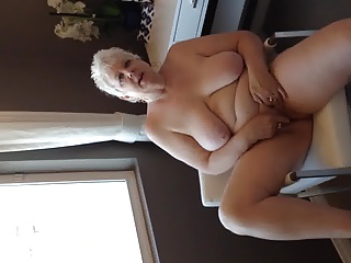 Shy,Masturbation,Wife,BBW,Fingering,Flashing