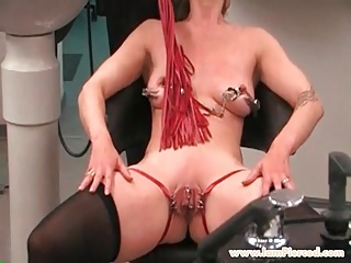 BDSM,Tattoo,Stockings
