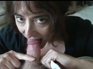 Blowjob,Cumshot,Homemade,Mature,Wife