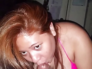 Chubby,Blowjob,Lingerie,Wife,Natural,Amateur,Asian,Big Boobs