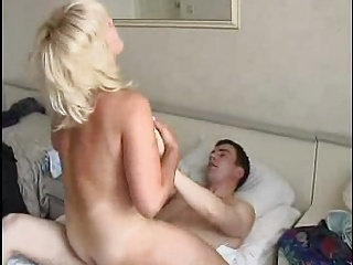 Russian,Old and young,Blonde,Mature,MILF,Teen