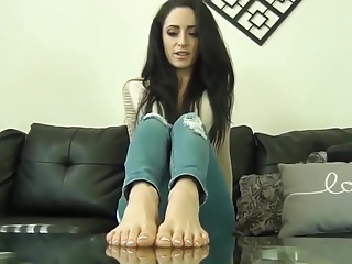 Fetish,Foot Fetish,MILF