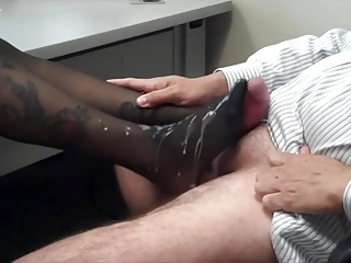 Compilation,Pantyhose,Panties,Cumshot,Foot Fetish,Nylon