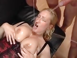 Gangbang,Big Boobs,Blonde,Group Sex,Hardcore