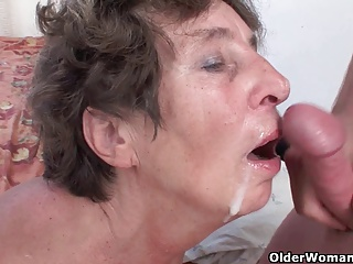 Old and young,Grannies,Hairy,Mature,MILF,Anal