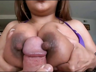 Nipples,Natural,Titfuck,Pornstar,Big Boobs