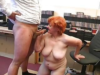 Grannies,Mature,Blowjob