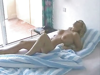 Stepmom,Close-up,Mature,MILF,Blonde