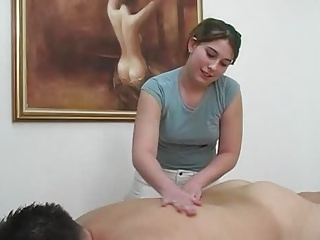 Massage,Handjob