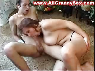 Amateur Mature Mother and her bf