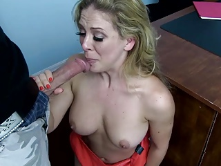 Stepmom,Teen,Old and young,Blonde,Fingering,Hardcore,Mature,MILF,Secretary