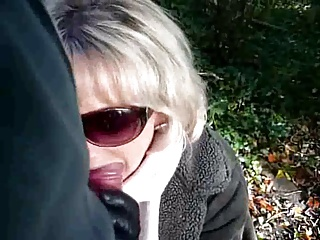 MILF,British,Outdoor,Slut,Amateur,Blowjob