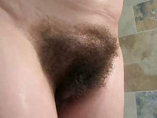 Mature,BBW,Big Boobs,British,Hairy,Shower