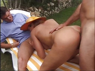 Gangbang,Double Penetration,Big Boobs,Grannies,Hardcore,Mature,Outdoor,Redhead,Threesome