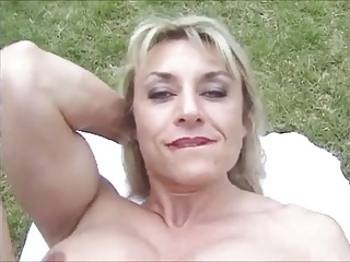 Clit,MILF,Outdoor,Blowjob,Mature