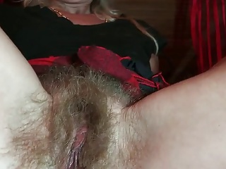 Mature,Hairy,Blonde,Wife