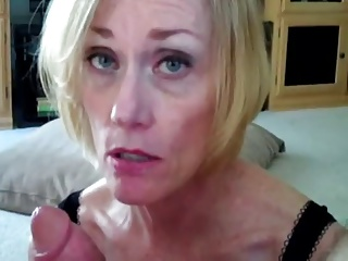 Old and young,Voyeur,Blonde,Cumshot,Mature,MILF,Teen