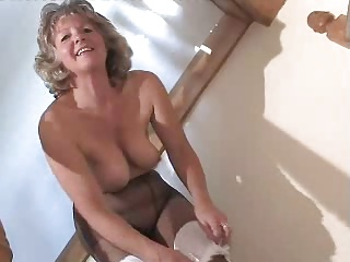 Panties,Pantyhose,Black and Ebony,Grannies,Lingerie,Mature,Sex Toys,Stockings,Masturbation