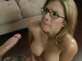 Stepmom,Blowjob,Mature,MILF
