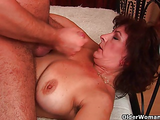 Big Boobs,Facial,Grannies,Hairy,Mature,MILF,Old and young