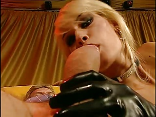 Big Cock,Big Boobs,Blonde,Facial,High Heels,Latex,Threesome,Fake,Anal