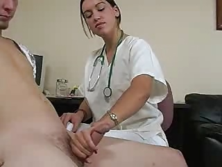 Doctor,Amateur,Handjob