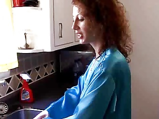 Cheating,Kitchen,Hardcore,Housewife,Mature,MILF,Redhead,Threesome,Wife,Ass to Mouth,Slut,Amateur,Big Ass,Big Cock,Blowjob