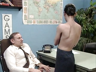 Old and young,Teen,Mature,Secretary,Vintage