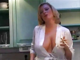 Stepmom,Kitchen,Big Boobs,Flashing,Funny,Mature,MILF,Upskirt