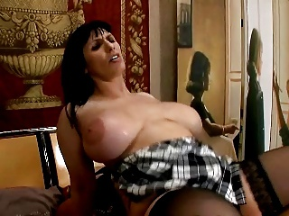 Big Boobs,Mature